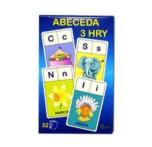 HYDRODATA - Karty ABECEDA