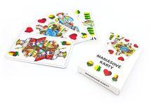 HYDRODATA - Mariášové karty papier 32ks
