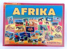 HYDRODATA - Spoločenská hra - AFRIKA