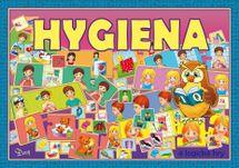 HYDRODATA - Spoločenská hra - HYGIENA