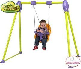 INJUSA - Detská hojdačka Baby Swing