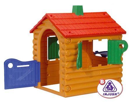 INJUSA - Detský domček Hut