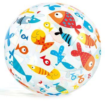 INTEX - 59040 Nafukovacia lopta Vodný svet 51cm