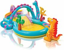 INTEX - bazénové hracie centrum Dinoland
