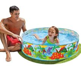 INTEX - detský samonosný bazén 58474
