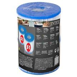 INTEX - filter do filtračnej pumpy S1 2 kusy 29001