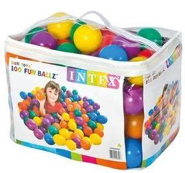 INTEX - loptičky do bazéna veľké 49600