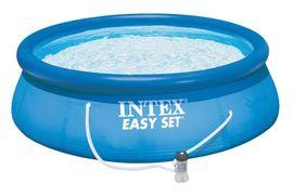 INTEX - nafukovací bazén 244x76 cm s filtračným zariadením