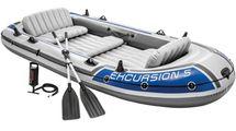 INTEX - nafukovací čln Excursion 5 set