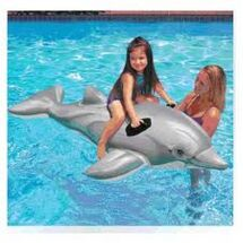 INTEX - Nafukovací delfín do vody väčší