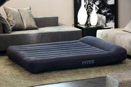 INTEX - nafukovacia posteľ 66780 Classic Pillow FULL s integrovanou elektrickou pumpou