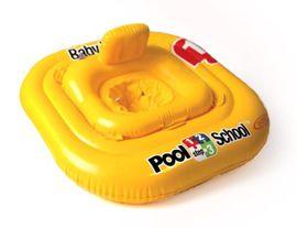 INTEX - nafukovacia sedačka do vody Baby float 79 cm - štvorcová