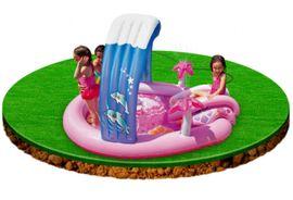 INTEX - nafukovacie bazénové hracie centrum Hello Kitty 57137