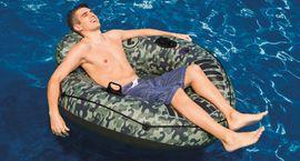 INTEX - plávacie koleso Camo River 135 cm