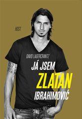 Já jsem Zlatan Ibrahimović - David Lagercrantz, Zlatan Ibrahimović