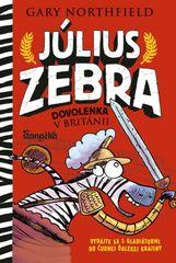 Július Zebra 2: Dovolenka v Británii - Gary Northfield