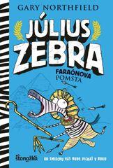 Július Zebra 3: Faraónova pomsta - Gary Northfield