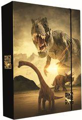KARTON PP - Box na zošity Dinosaur World A4