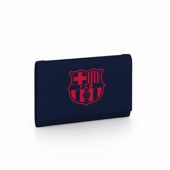 KARTON PP - Detská textilná peňaženka FC Barcelona