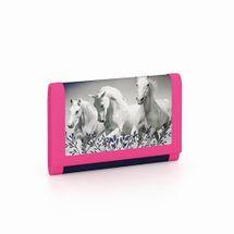 KARTON PP - Detská textilná peňaženka Kôň