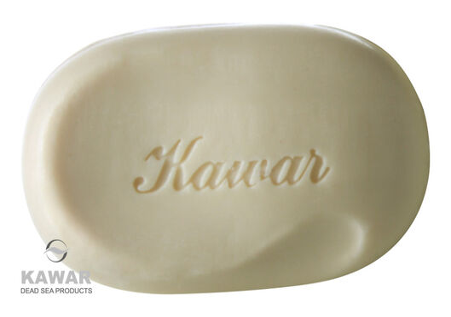 KAWAR - Mydlo s obsahom soli z Mŕtveho mora 120g