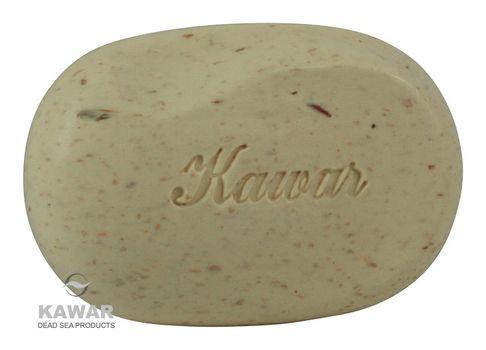 KAWAR - Peelingové mydlo s pieskom z Mŕtveho mora 120g