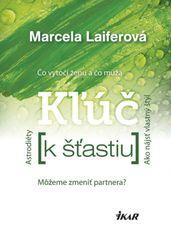 Kľúč k šťastiu, 2. vydanie - Marcela Laiferová