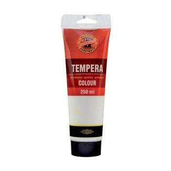 KOH-I-NOOR - Farba temperová KOH-I-NOOR 250 ml, beloba titanová