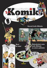 Komiks - Juraj Martiška
