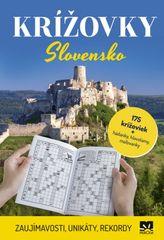 Krížovky - Slovensko – zaujímavosti, unikáty, rekordy - Zora Špačková