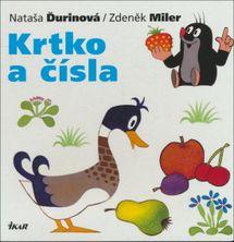 Krtko a čísla, 2. vydanie - Nataša Ďurinová, Zdeněk Miler