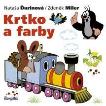 Krtko a farby, 2. vydanie - Nataša Ďurinová, Zdeněk Miler