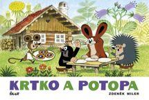 Krtko a potopa, 3. vydanie - Zdeněk Miler