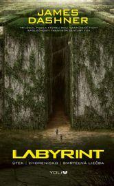 Labyrint - trilógia - James Dashner
