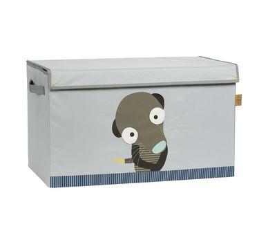 LÄSSIG - Box na hračky Toy Trunk Wildlife Meerkat