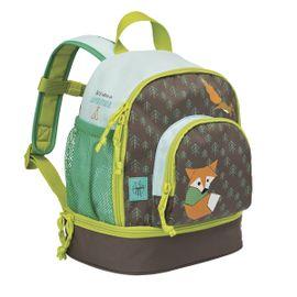 LÄSSIG - Detský batoh Mini Backpack - Little tree fox