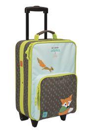 LÄSSIG - detský kufrík, Trolley Little tree fox