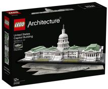 LEGO - Architecture 21030 Kapitol Spojených štátov amerických