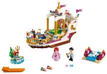 LEGO - Arielin Kráľovský Čln Na Oslavy