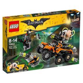 LEGO - Batman Movie 70914 Bane a útok s nákladiakom plným jedov