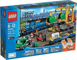LEGO - City 60052 Nákladný vlak