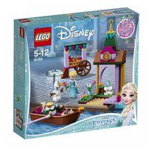 LEGO - Disney Princess 41155 Elsa a dobrodružstvo na trhu