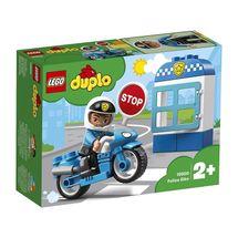 LEGO - DUPLO 10900 Policajná motorka