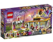 LEGO - Friends 41349 Putovný jedálny voz