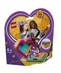 LEGO - Friends 41354 Andrein srdiečkový box