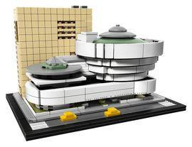 LEGO - Guggenheimovo múzeum