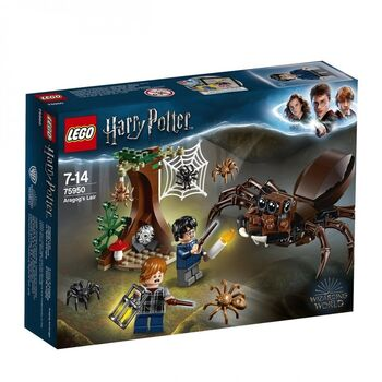 LEGO - Harry Potter 75950 Aragogov brloh