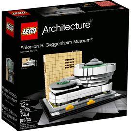 LEGO - LEGO Architecture 21035 Guggenheimove múzeum