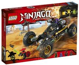 LEGO - Ninjago 70589 Terénne vozidlo