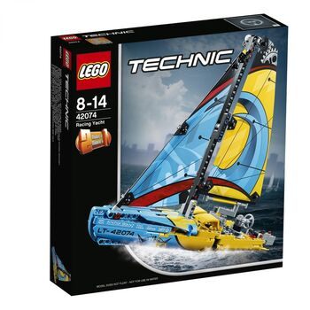 LEGO - Technic 42074 Pretekárska jachta